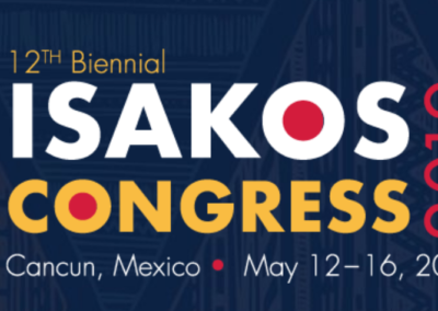 May 12-16, 2019: ISAKOS Congress, Mexico