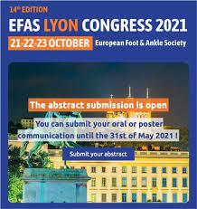 Oct 21-22-23, 2011: EFAS Congress, LYON